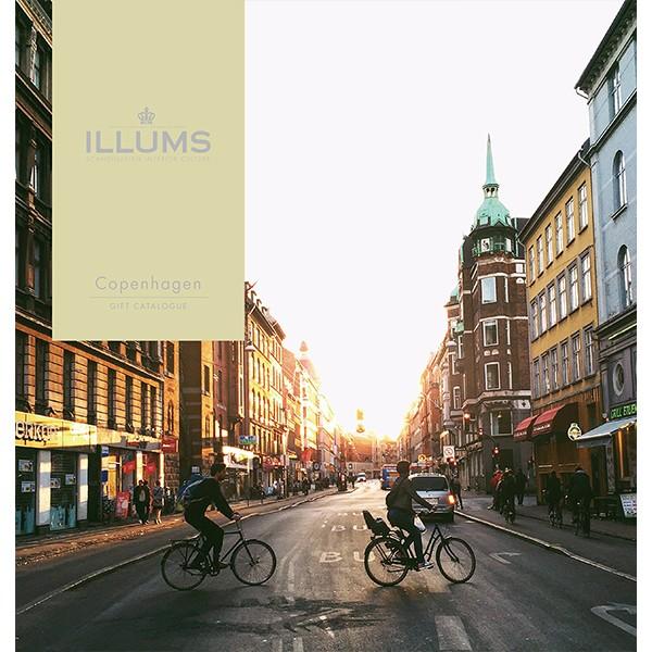 【カタログギフト 送料無料】ILLUMS<コペンハーゲン>|内祝い 結婚祝い 結婚内祝い 出産祝い 引き出物 カタログ ギフト グルメ おしゃ