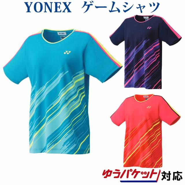ヨネックス ゲームシャツ 20497 レディース 2019S...