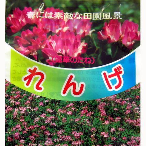 れんげの種 レンゲの種 種子 蓮華 お徳用大パック...