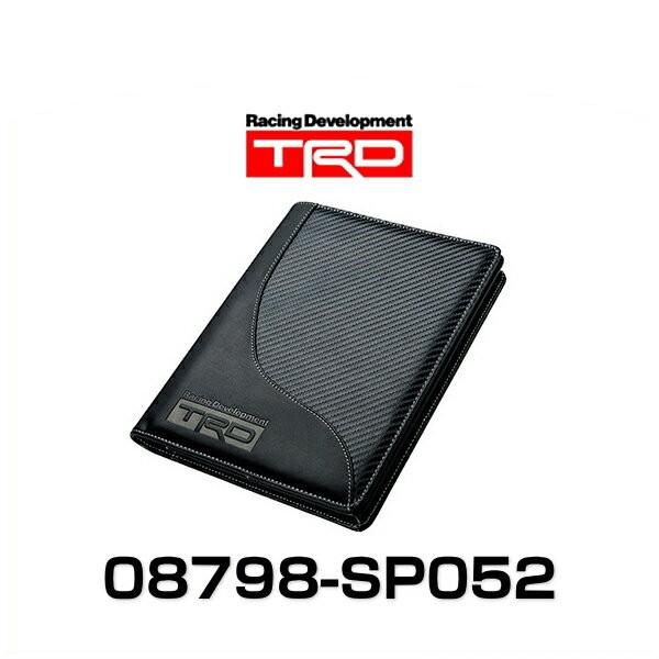 TRD 08798-SP052 車検証ケース 車検証入れ グッズ...