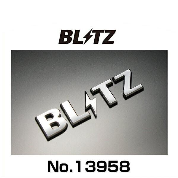BLITZ ブリッツ No.13958 レーシングエンブレム