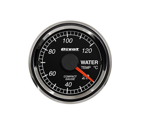 PIVOT ピボット CPW コンパクトゲージ52 水温計