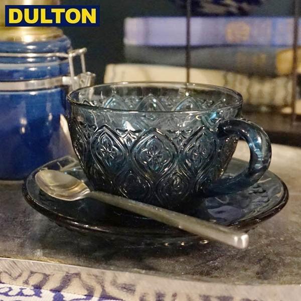 全品P5〜10倍 DULTON グラスカップ&ソーサー フ...