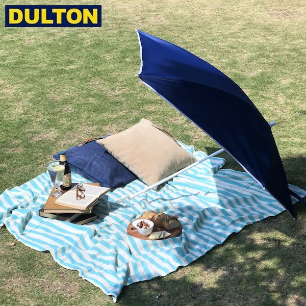 DULTON CLAMP BEACH UMBRELLA BLUE (品番:H855-9...