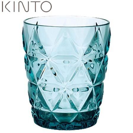 【P10倍】KINTO TRIA タンブラー ブルーグリーン ...