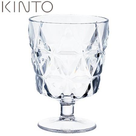 P10倍 KINTO TRIA ワイングラス クリア 23152 キ...