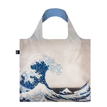 LOQI ローキー エコバッグ 北斎 The Graet Wave H...