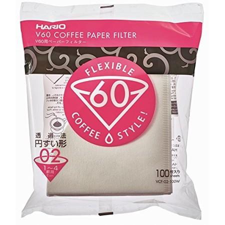 全品P5〜10倍 HARIO V60用ペーパーフィルター酸素...