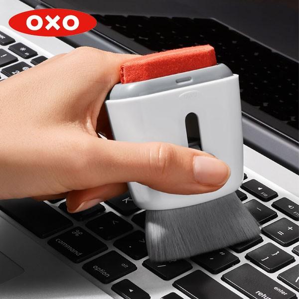 【P5倍】OXO キーボード&液晶クリーナー 12246100...