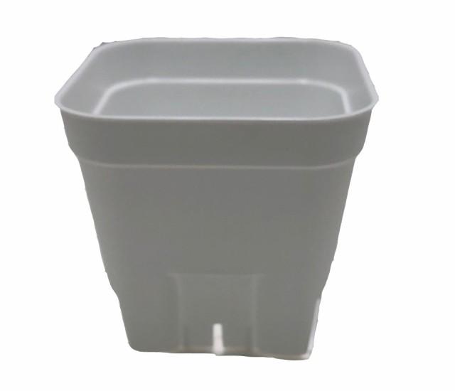 プレステラ 通常型 白 105 スリット入りプラ鉢 10...