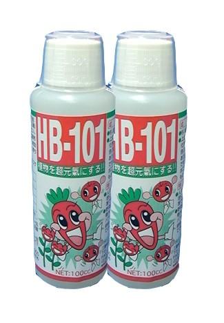HB-101 100ccx2本セット 天然活力剤 植物 活力...