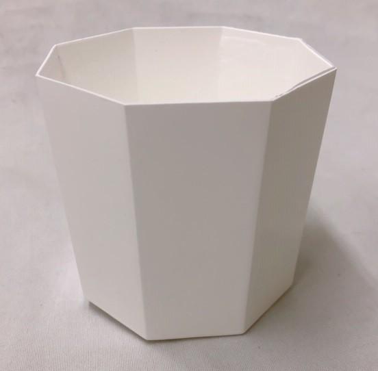 プラ鉢 3Y 白 10個セット プラスチック鉢 鉢 プ...