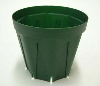 スリット鉢 プラ鉢 10.5cm 1個