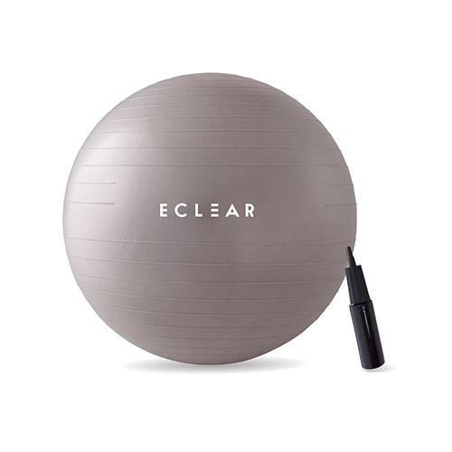 エレコム ELECOM バランスボール 65cm グレー HCF...
