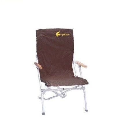 CHANODUG OUTDOOR Premium Relax low Chair BROWN...