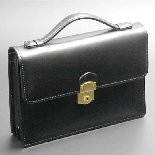 セカンドバッグ 本革 メンズ 日本製 職人鞄 セカ...