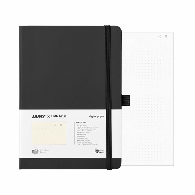 LAMY digital paper ラミー デジタルペーパー ノ...