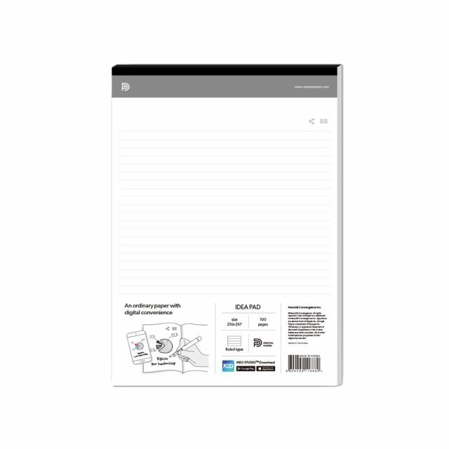 【公式ストア/正規品】Neo smartpen N idea pad N...