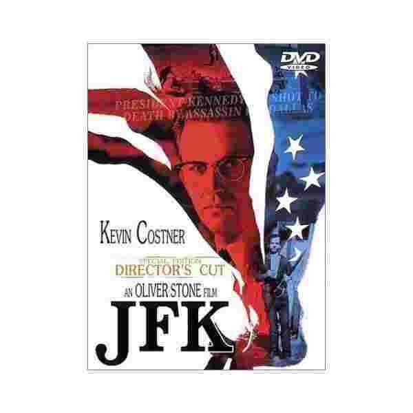 JFK 特別編集版 [DVD] 中古 良品
