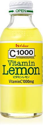 【送料無料】C1000 ビタミンレモン 140ml瓶 1ケー...