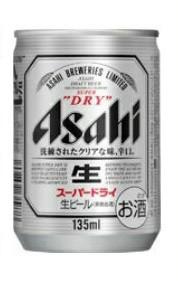 【送料無料】 アサヒ スーパードライ 135ml 1...