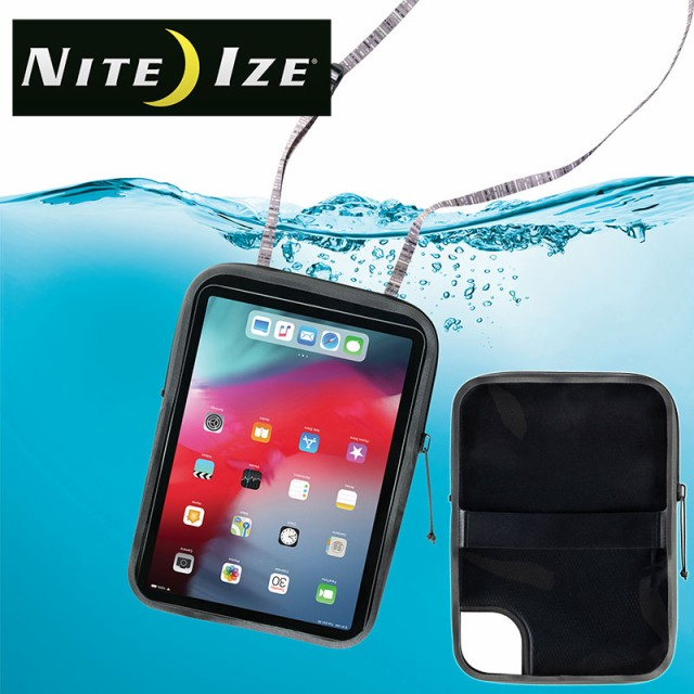 NITE IZE(ナイトアイズ) ランオフ  ウォータープ...