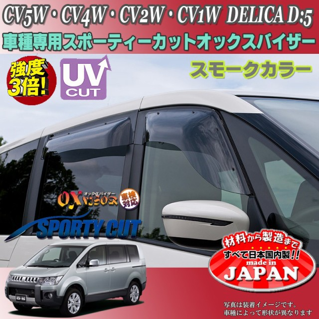 ミツビシCV5W/CV4W/CV2W/CV1W デリカ D:5 フロン...