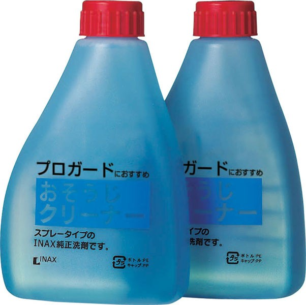 プロガード便器専用洗剤 詰め替え用300ml 2個入り...
