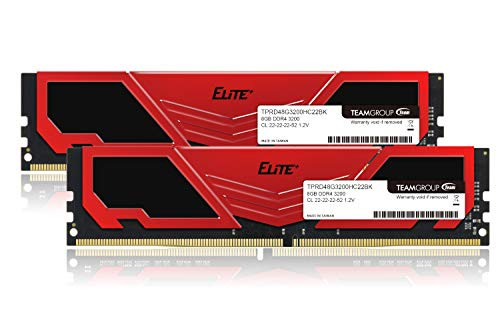【送料無料】TEAM DDR4 3200Mhz PC4-25600 8GBx2...