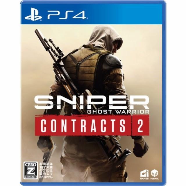 【発売前日出荷・メール便無料】 PS4 Sniper Ghos...