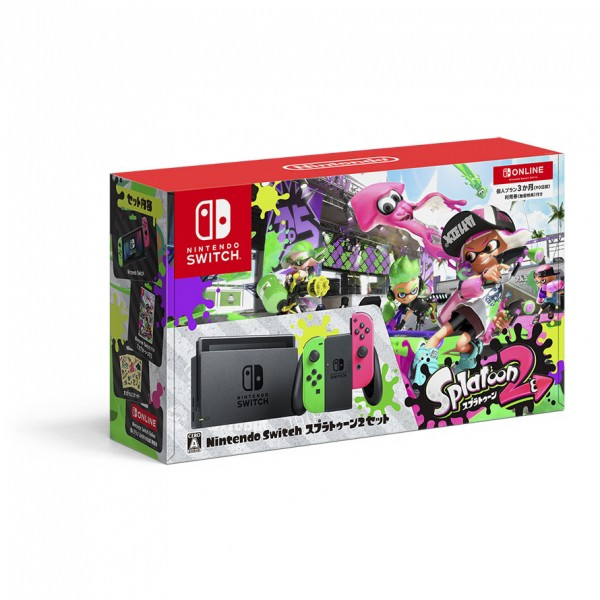 【即納可能】【新品】Nintendo Switch スプラトゥ...