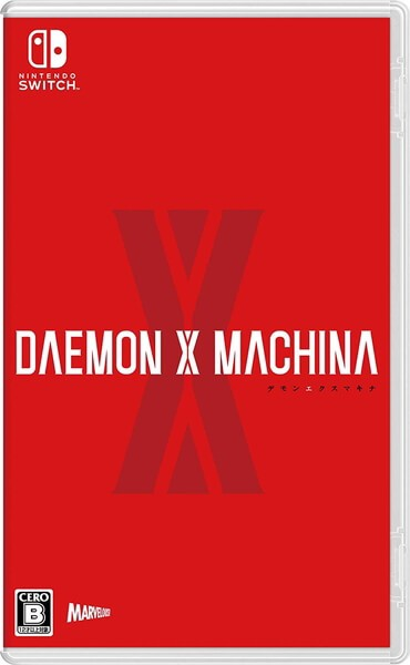 [メール便OK]【新品】【NS】DAEMON X MACHINA[在...