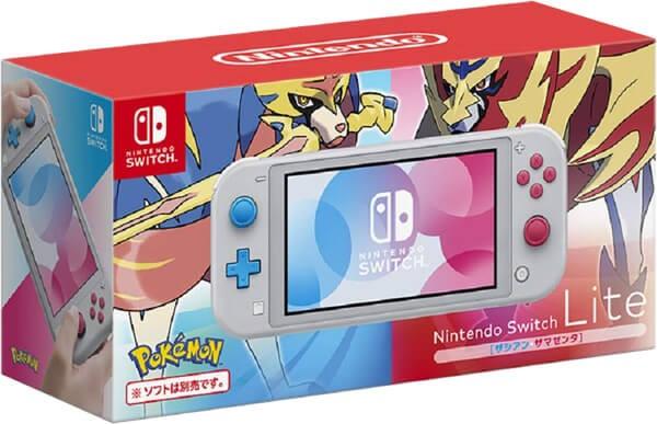 【即納可能】【新品】Nintendo Switch Lite ザシ...