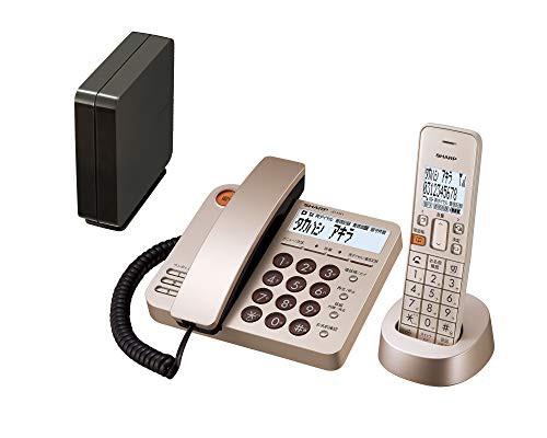 シャープ 電話機 コードレス デザインモデル 子機...
