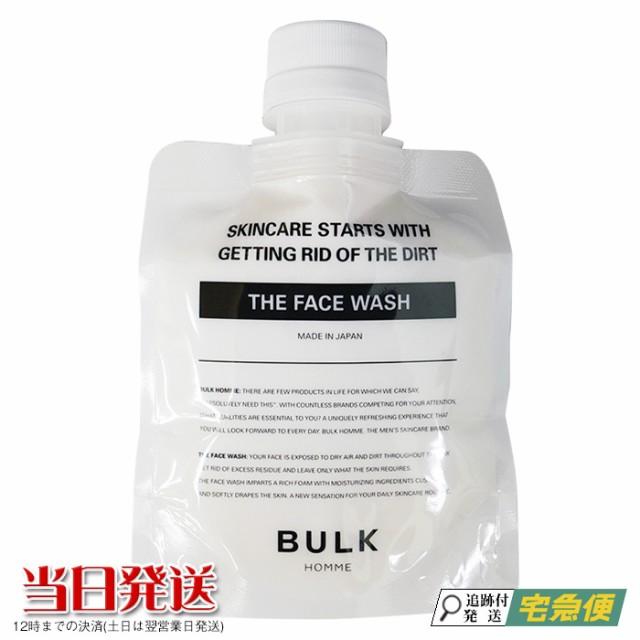 バルクオム 洗顔料 100g THE FACE WASH BULK HOMM...
