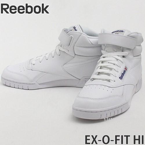 リーボック EX-O-FIT HI カラー:INTホワイト