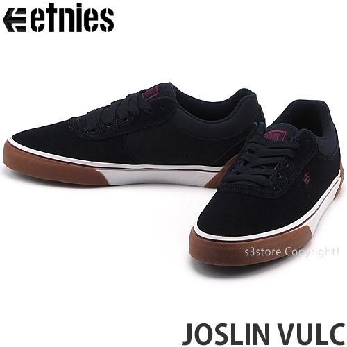 エトニーズ JOSLIN VULC カラー:NAVY/GUM/WHITE