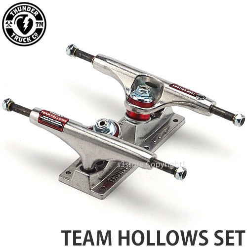 サンダー TEAM HOLLOWS SET カラー:Polished サイ...