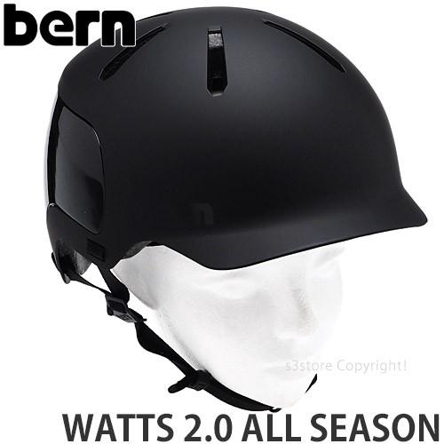 バーン WATTS 2.0 ALL SEASON カラー:MATTE BLACK...