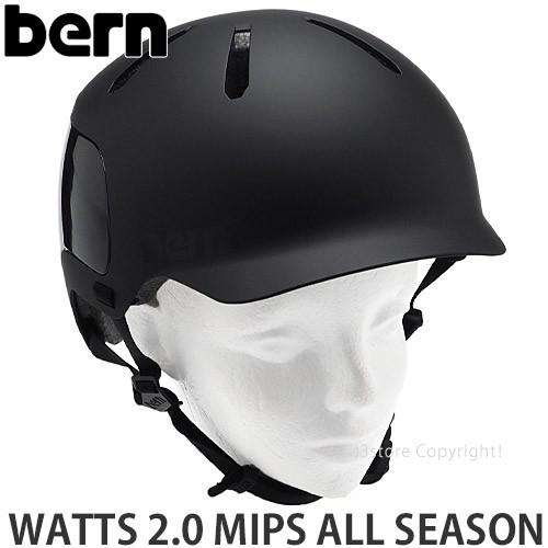 バーン WATTS 2.0 MIPS ALL SEASON カラー:MATTE ...