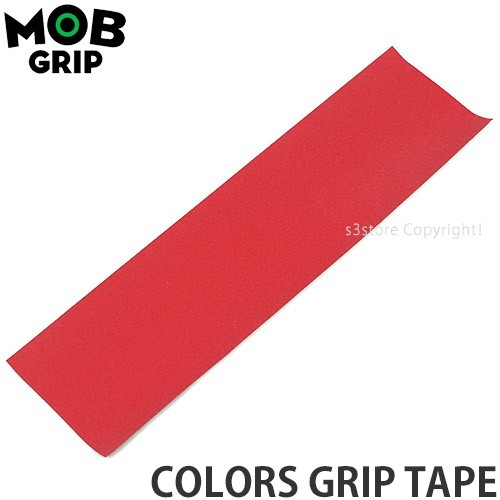 モブグリップ COLORS GRIP TAPE カラー:RED サイ...