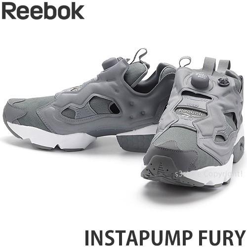 リーボック INSTAPUMP FURY カラー:PURE GREY5/WH...