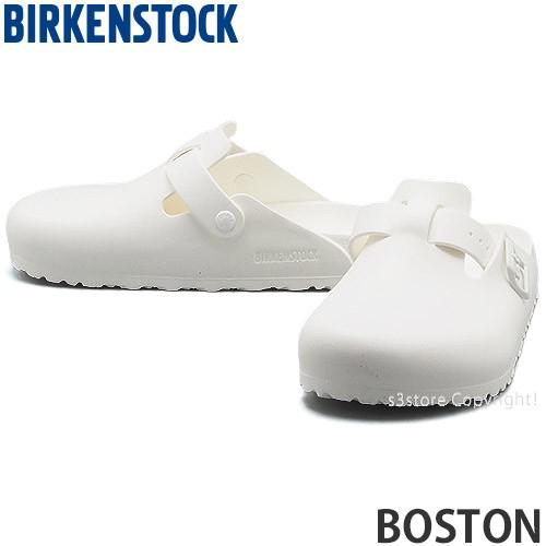 ビルケンシュトック BOSTON EVA カラー:WHITE