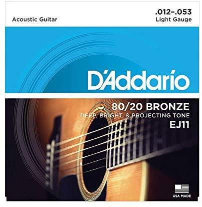 D'Addario ダダリオ アコースティックギター弦 80...