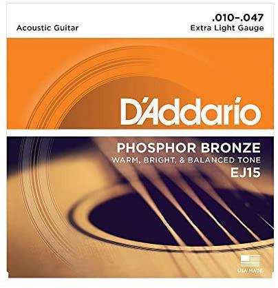 D'Addario ダダリオ アコースティックギター弦 フ...
