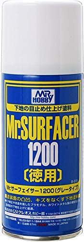 GSIクレオス Mr.サーフェイサー 1200 徳用 スプレ...