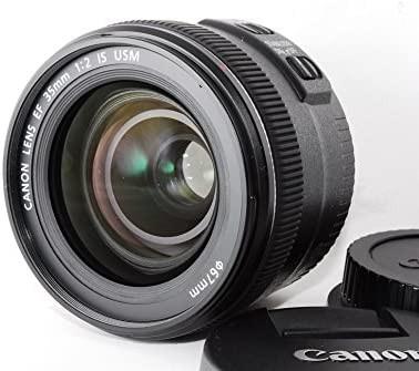 Canon 単焦点レンズ EF35mm F2 IS USM フルサイズ...