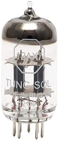 TUNG-SOL 12AX7 ミニチュア/mT 双3極管 TTS12AX7