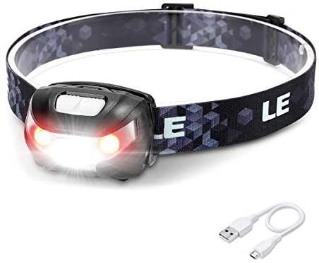 LED ヘッドライト 充電式 高輝度 ヘッドランプ US...