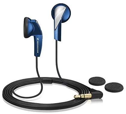 Sennheiser MX365 Blue インイヤー式ヘッドフォン...